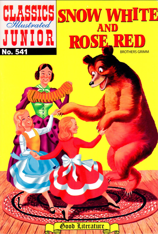 Snow White and Rose Red, Brothers Grimm