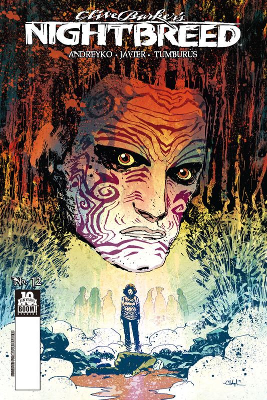 Clive Barker's Nightbreed #12, Marc Andreyko