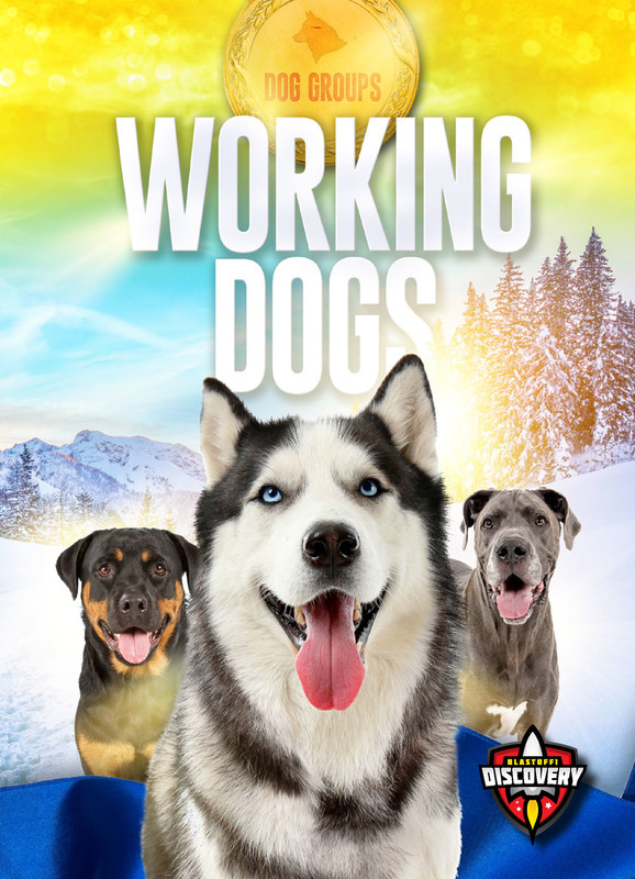 Working Dogs, Emily Rose Oachs
