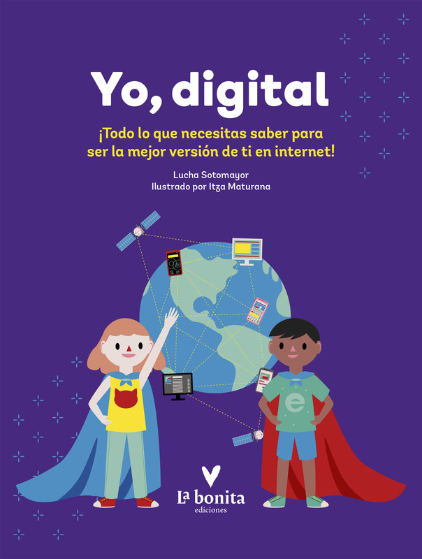 Yo digital, Lucha Sotomayor