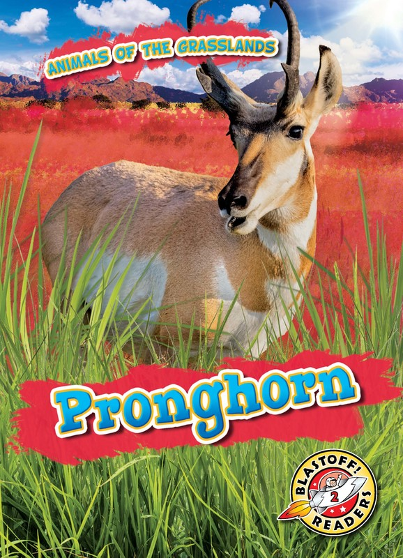 Pronghorn, Kaitlyn Duling