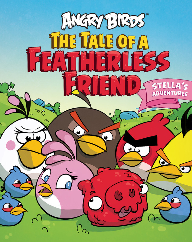 Angry Birds: Tale of the Featherless Friend, Paula Noronen