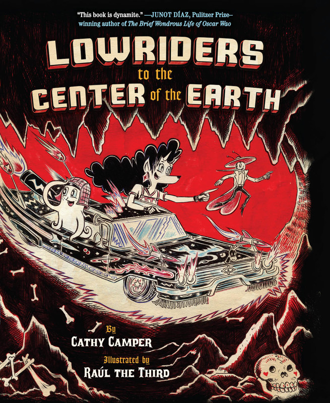 Lowriders to the Center of the Earth, Cathy Camper
