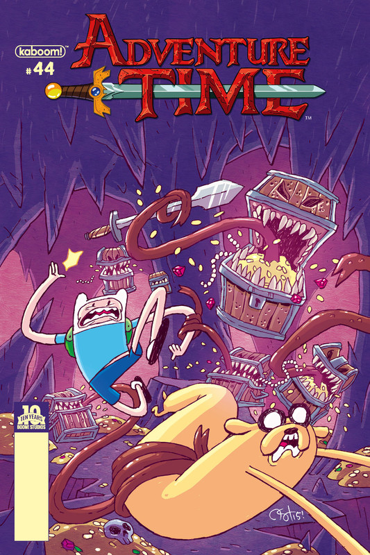 Adventure Time #44, Christopher Hastings