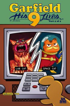 Garfield #36, Scott Nickel