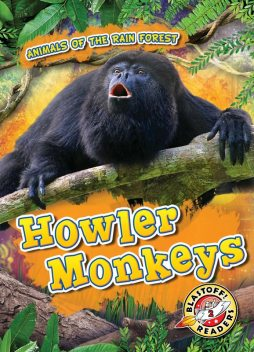 Howler Monkeys, Karen Latchana Kenney