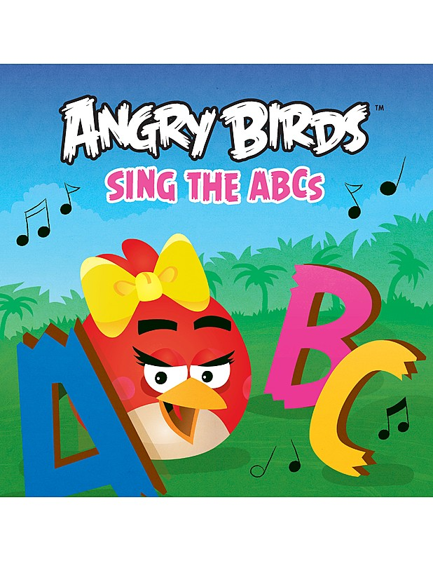 Angy Birds: Sing the ABCs, Rovio