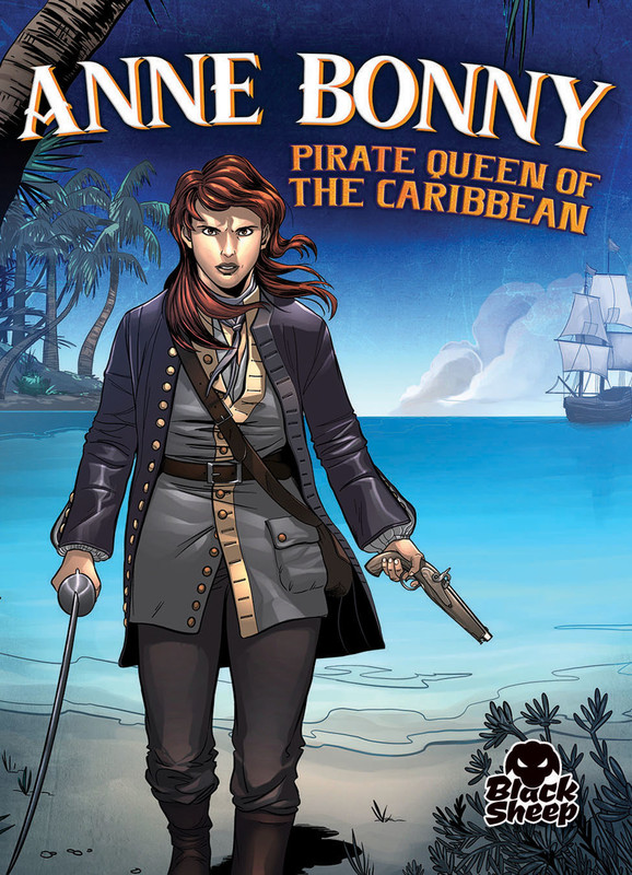 Anne Bonny: Pirate Queen of the Caribbean, Christina Leaf