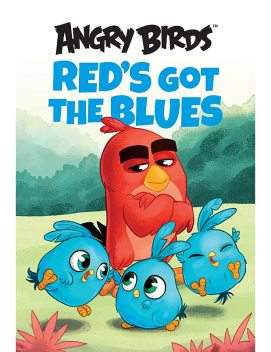 Angry Birds: Red's Got the Blues, Chris Cerasi