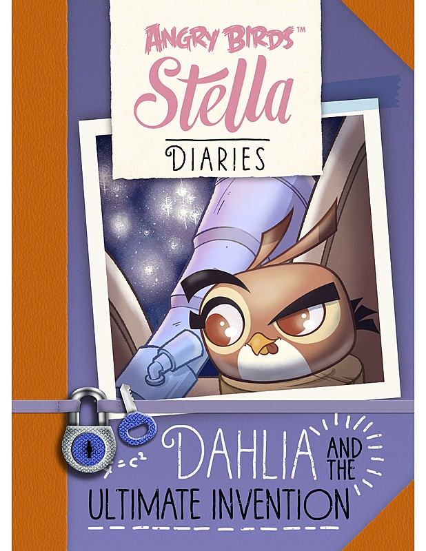 Angry Birds Stella: Dahlia and the Ultimate Invention, Jojo Gillespie