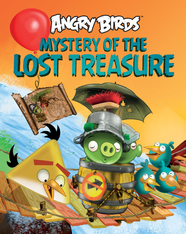 Angry Birds: Mystery of the Lost Treasure, Tapani Bagge