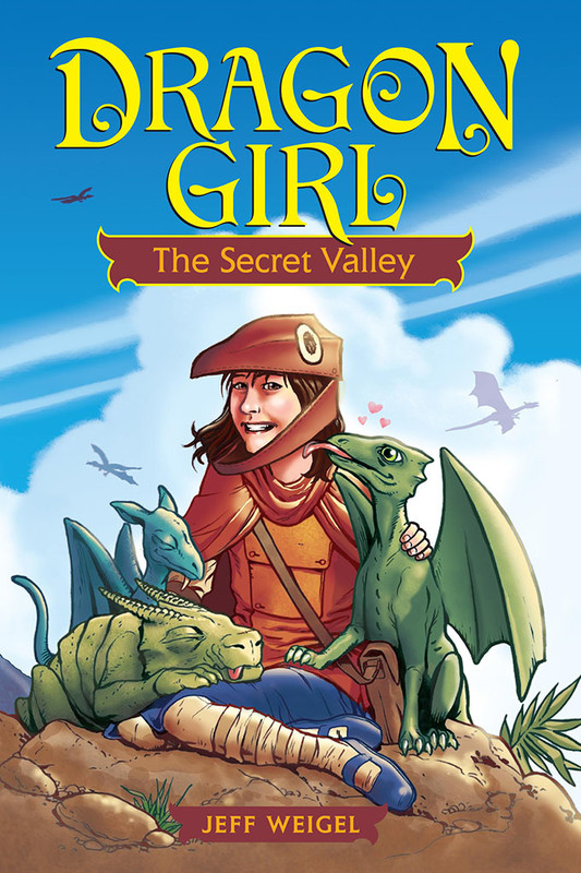 Dragon Girl: The Secret Valley, Jeff Weigel
