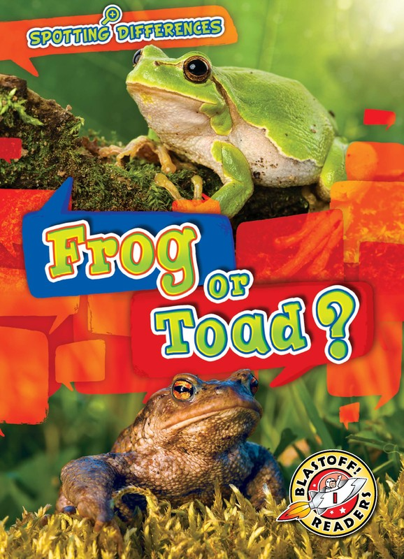Frog or Toad?, Kirsten Chang