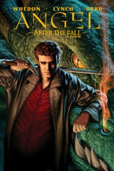 Angel: After The Fall Vol.1, Joss Whedon, Brian Lynch
