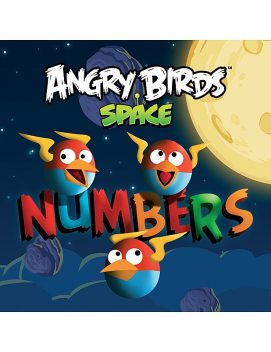 Angry Birds Space: Numbers, Rovio
