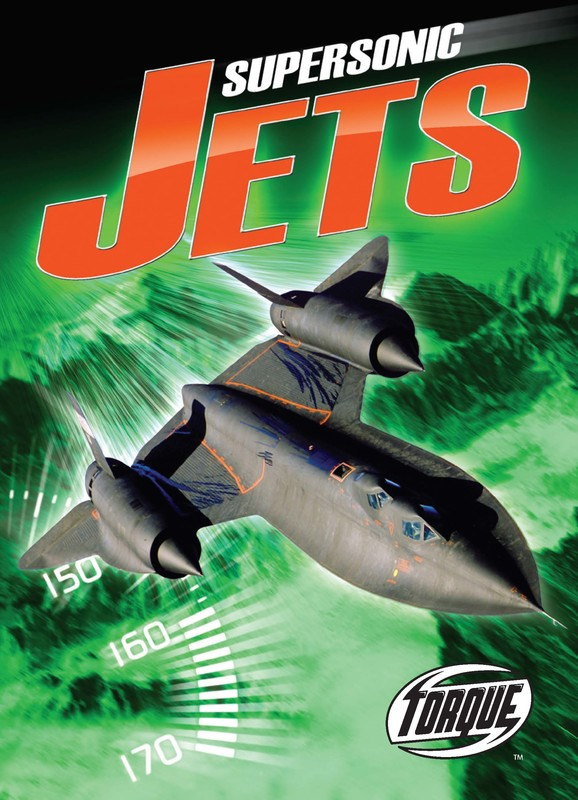 Supersonic Jets, Denny Von Finn