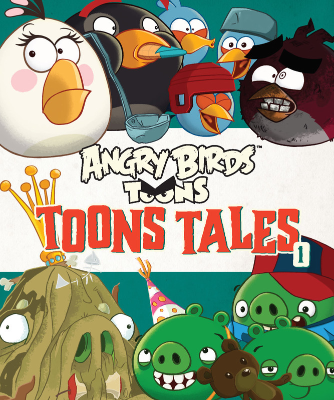 Angry Birds: Toons Tales 1, Les Spink