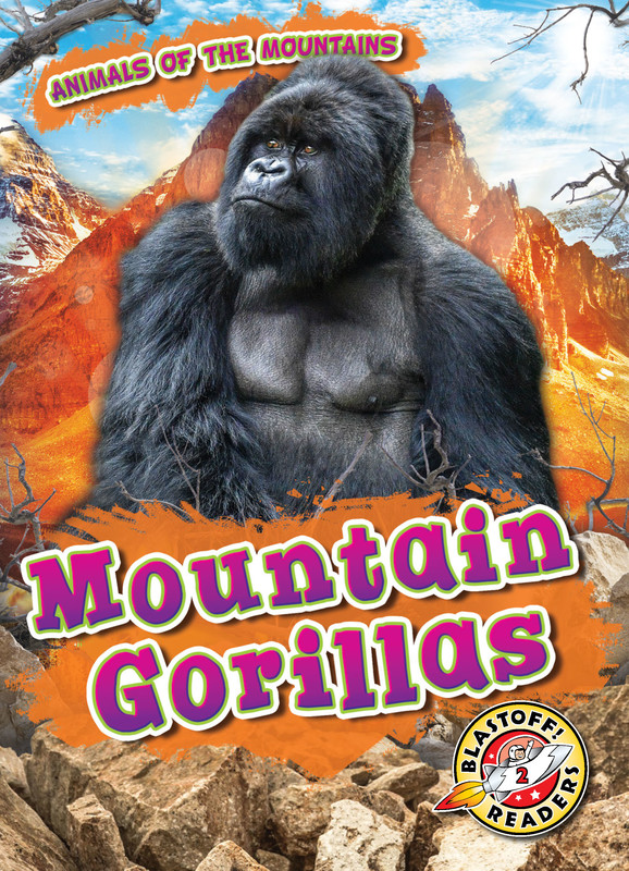 Mountain Gorillas, Kaitlyn Duling