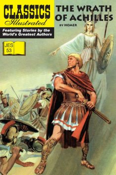 The Wrath of Achilles, Homer