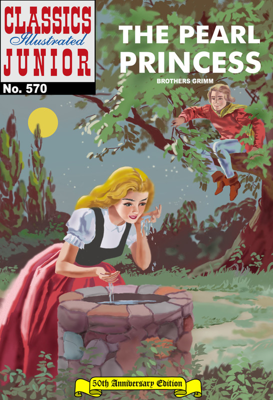 The Pearl Princess, Brothers Grimm