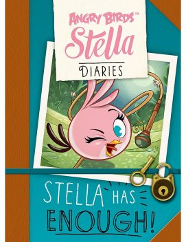 Angry Birds Stella: Stella Has Enough, Paula Noronen