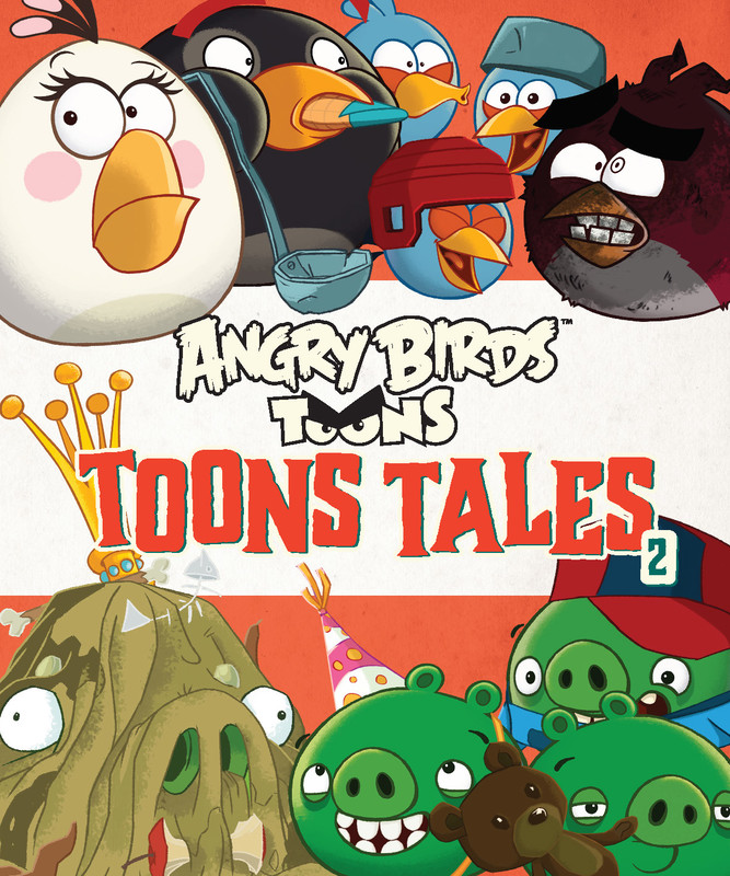 Angry Birds: Toons Tales 2, Les Spink