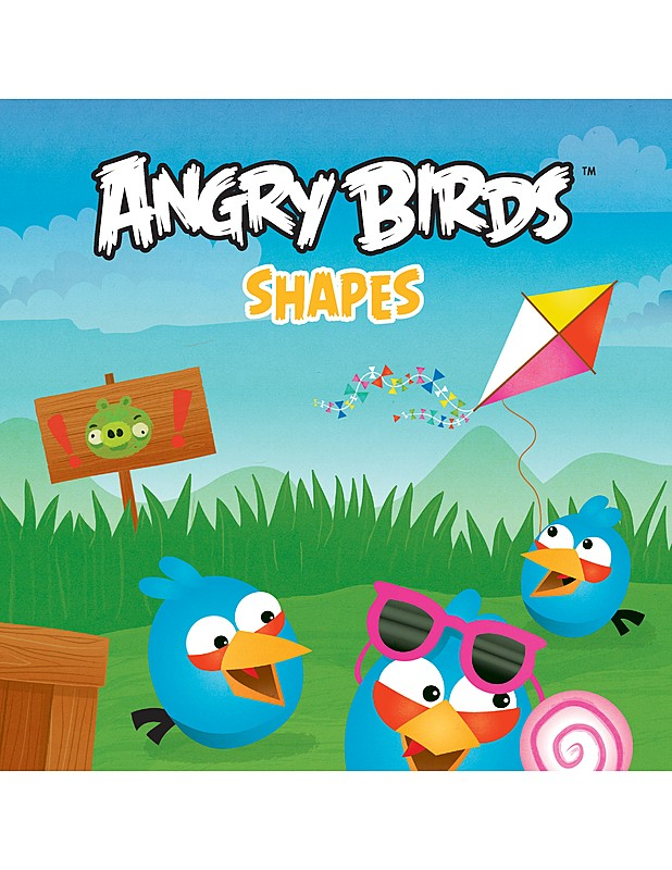 Angry Birds: Shapes, Rovio