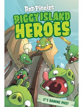 Piggy Island Heroes. It's Raining Pigs, Les Spink