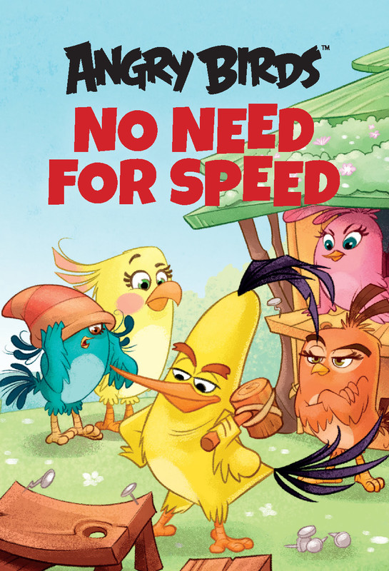 Angry Birds: No Need for Speed, Sarah Stephens