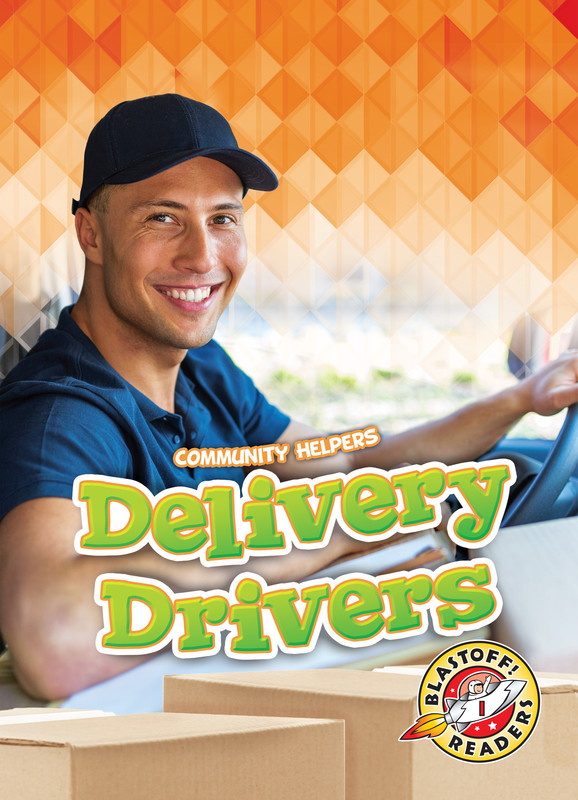 Delivery Drivers, Kate Moening