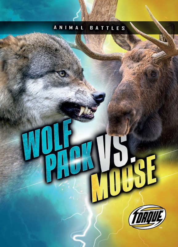 Wolf Pack vs. Moose, Nathan Sommer