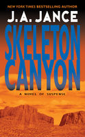 Skeleton Canyon, J.A.Jance