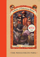 A Series of Unfortunate Events 12 - The Penultimate Peril, Lemony Snicket