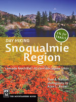 Day Hiking Snoqualmie Region, Dan Nelson