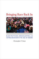 Bringing Race Back In, Christopher T.Stout