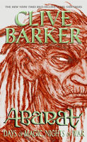 Abarat 2: Days of Magic, Nights of War, Clive Barker
