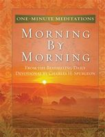 365 One-Minute Meditations From Morning By Morning, Charles Spurgeon