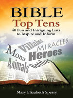 Bible Top Tens, Mary Elizabeth Sperry