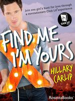 Find Me I'm Yours, Hillary Carlip