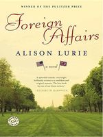 Foreign Affairs, Alison Lurie