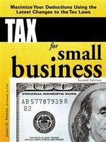 Tax Smarts for Small Business, James Parker