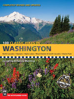 100 Classic Hikes Washington, Harvey Manning, Ira Spring