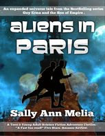 Aliens In Paris, Sally Ann Melia