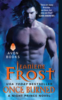 Once Burned, Jeaniene Frost