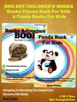Cute Pandas & Mysterious Snakes: Intriguing Pictures & Facts On Jungle Animals, Kate Cruise