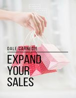 Expand Your Sales, Dale Carnegie