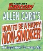 Allen Carr's How to be a Happy Non-Smoker, Allen Carr
