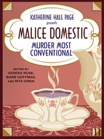 Katherine Hall Page Presents Malice Domestic 11: Murder Most Conventional, Katherine Hall Page