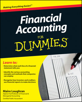 Financial Accounting For Dummies, Maire Loughran