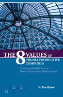 8 Values of Highly Productive Companies, Tim Baker
